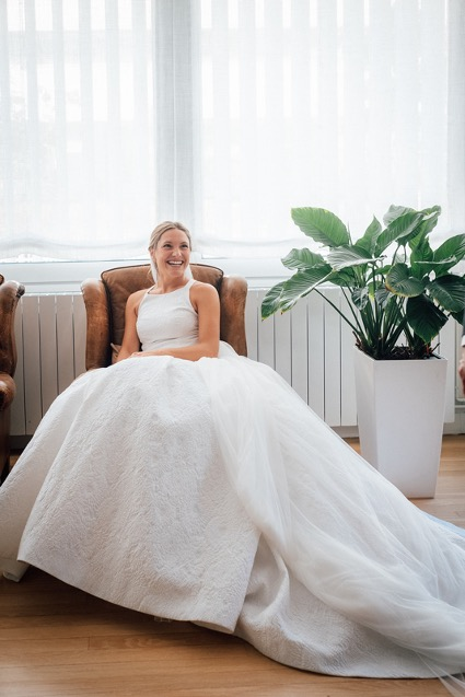 Una boda de Alta Costura: Vestuarios